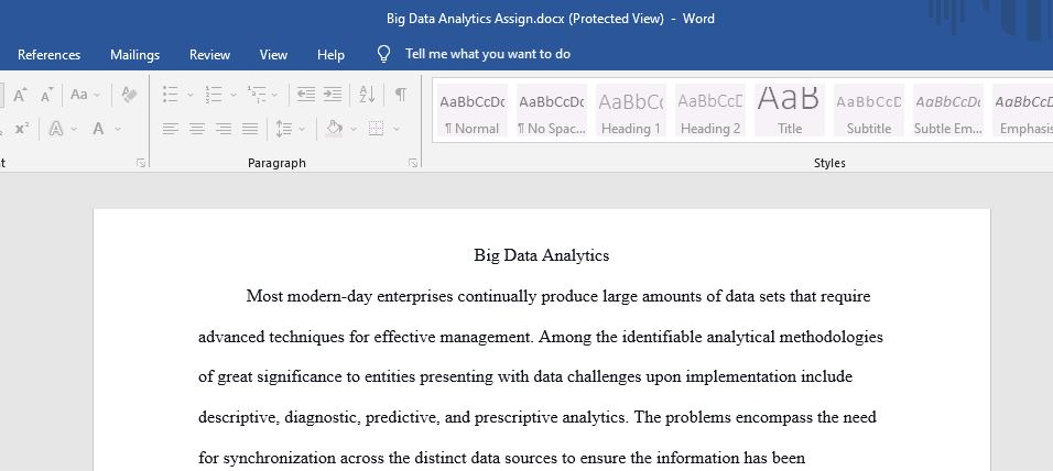 What are the common business problems addressed by Big Data analytics?